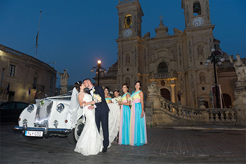 church marriages in malta